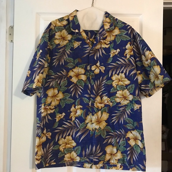 Royal Creations Other - Authentic  Men's Hawaiian Shirt L